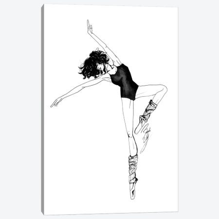 Dancer Canvas Print #BAH6} by Brooke Ashley Canvas Art