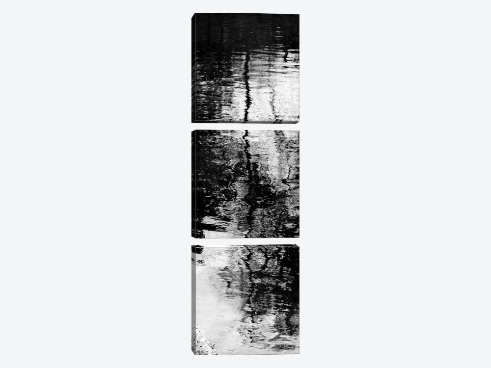 Reflecting Triptych II by Michael Barrett 3-piece Canvas Wall Art
