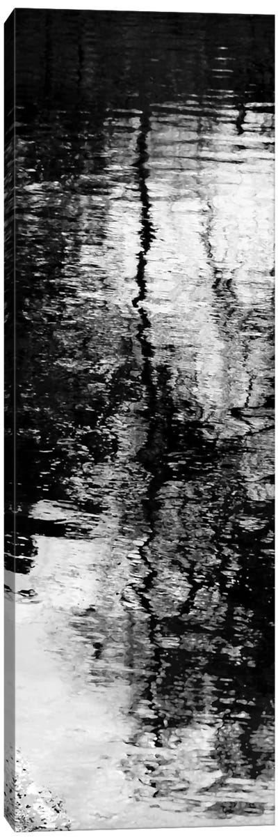 Reflecting Triptych II Canvas Art Print