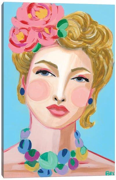 Bridget Canvas Art Print