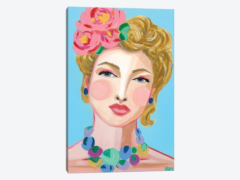 Bridget by Britt Atkinson 1-piece Canvas Artwork