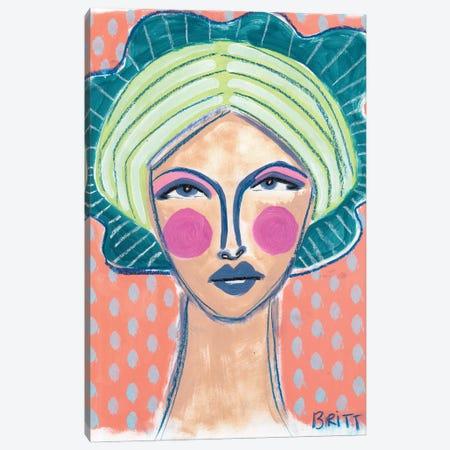 Rosalynn Canvas Print #BAT18} by Britt Atkinson Canvas Art Print
