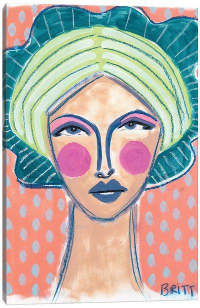 Rosalynn Canvas Art Print
