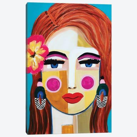 Lucy Canvas Print #BAT22} by Britt Atkinson Canvas Artwork