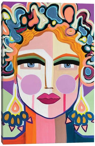 Gwyneth Canvas Art Print