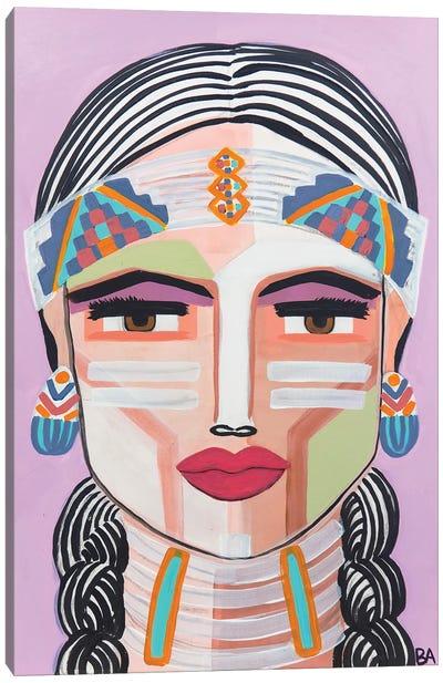 Pocahontas Canvas Art Print