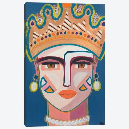 My Queen Canvas Print #BAT4} by Britt Atkinson Canvas Print