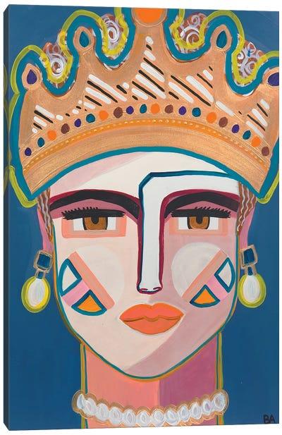 My Queen Canvas Art Print