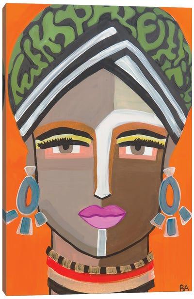 Whitney Canvas Art Print