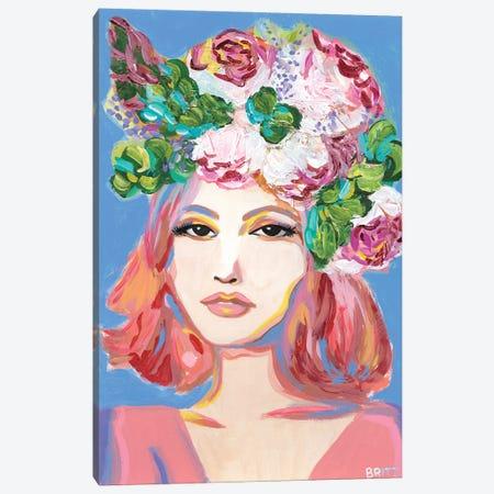 Bryce Canvas Print #BAT7} by Britt Atkinson Art Print