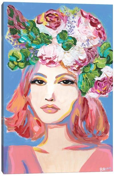 Bryce Canvas Art Print