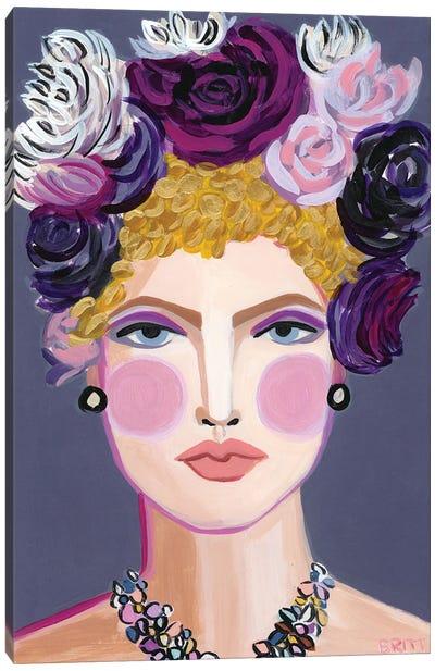 Virgina Canvas Art Print