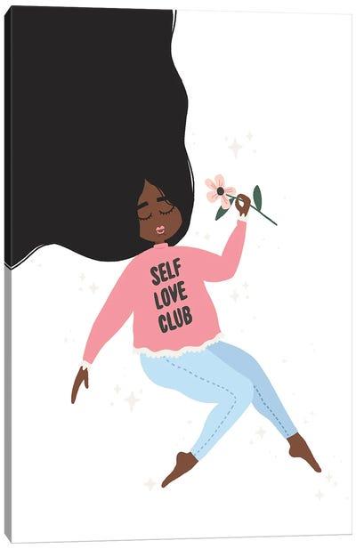 Self Love Club Canvas Art Print
