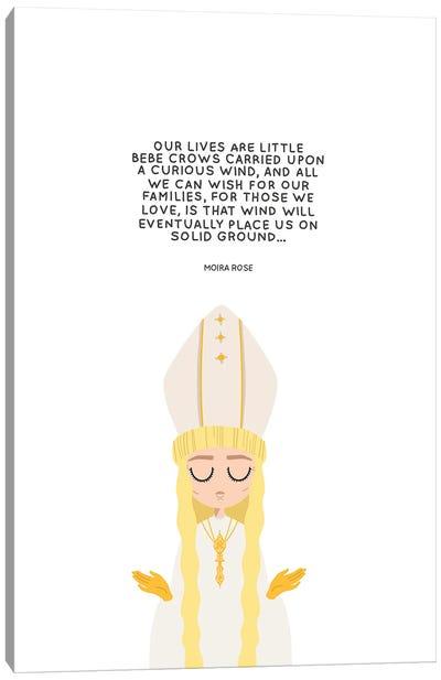Pope Moira Canvas Art Print