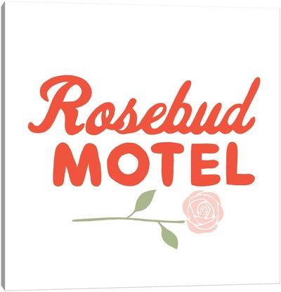 Rosebud Motel Canvas Art Print