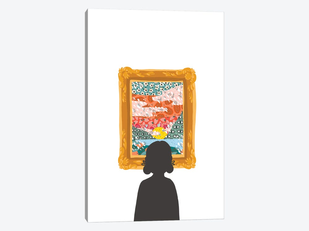 Wonder by The Beau Studio 1-piece Canvas Art Print