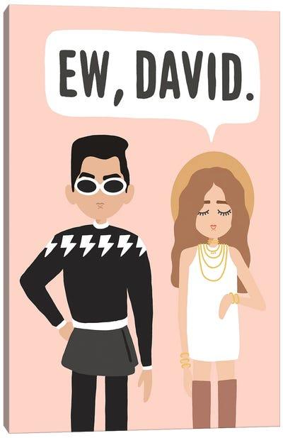 Ew, David. Canvas Art Print