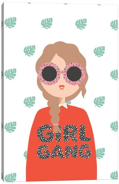Girl Gang Canvas Art Print