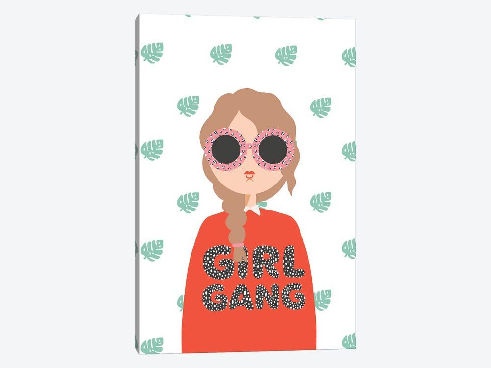 Girl Gang by The Beau Studio 1-piece Canvas Art