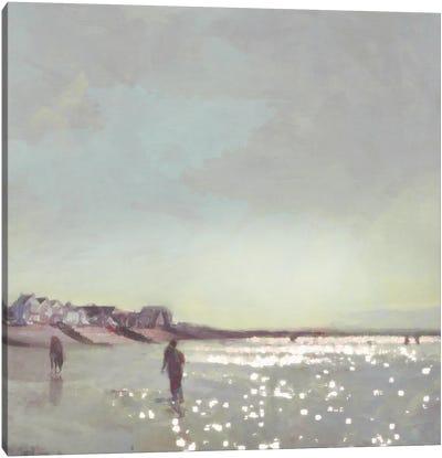 Evening Haze Canvas Art Print