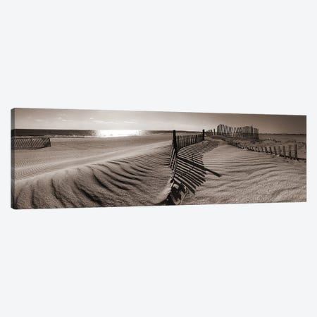 Dune Walk Canvas Print #BAY1} by Noah Bay Art Print