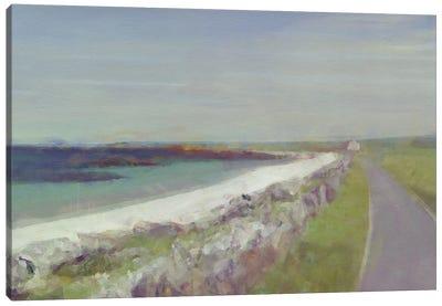 Scottish Road Canvas Art Print