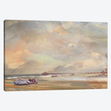 The North Swell Canvas Print #BAY40} by Noah Bay Canvas Art Print