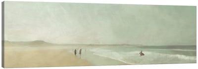 Towards the Headland Canvas Art Print