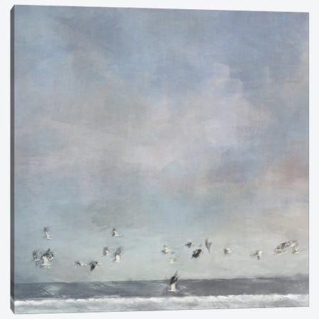 Birds Passing Canvas Print #BAY4} by Noah Bay Canvas Wall Art