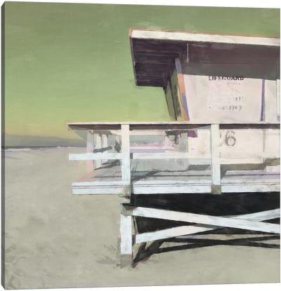 California Rescue Canvas Art Print