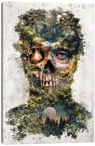 The Gatekeeper Canvas Art Print