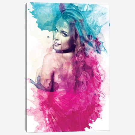 Women Of Vibrancy Canvas Print #BBI111} by Barrett Biggers Canvas Wall Art