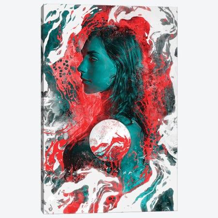 Flowing Lady Canvas Print #BBI114} by Barrett Biggers Canvas Art Print