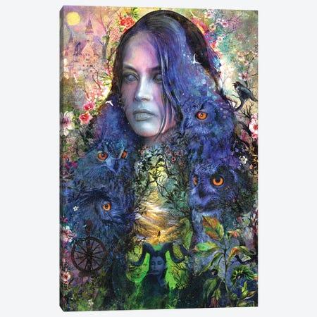 Sleeping Beauty Canvas Print #BBI126} by Barrett Biggers Canvas Artwork