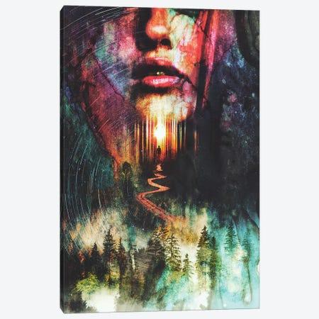 Forest Of Illusions Canvas Print #BBI38} by Barrett Biggers Canvas Wall Art