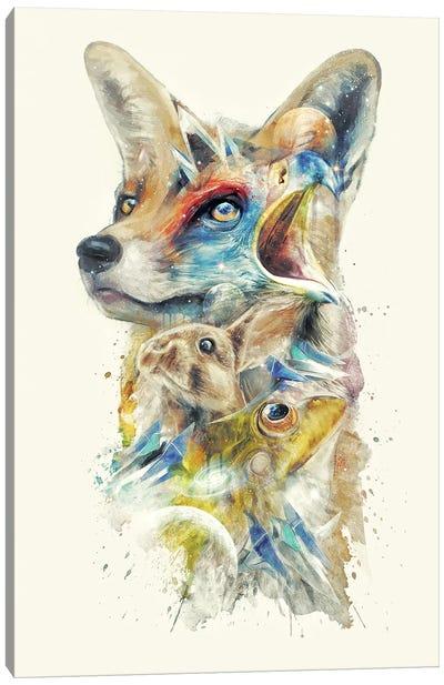 Heroes Of Lylat Canvas Art Print