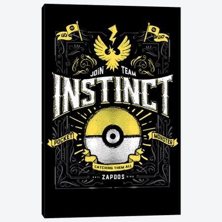 Instinct Canvas Print #BBI50} by Barrett Biggers Canvas Art