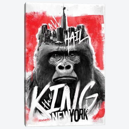 King Of New York Canvas Print #BBI51} by Barrett Biggers Canvas Artwork