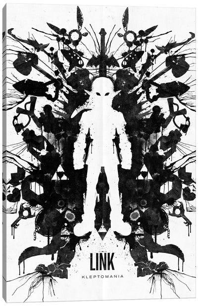 Kleptomania Canvas Art Print