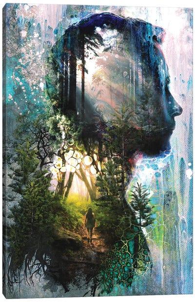 Mindful Emotions Canvas Art Print