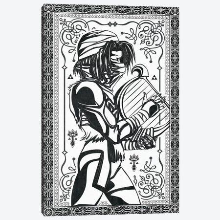 Mysterious Guide Canvas Print #BBI72} by Barrett Biggers Canvas Art