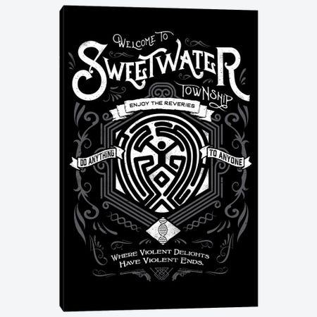 Sweetwater Canvas Print #BBI98} by Barrett Biggers Canvas Artwork
