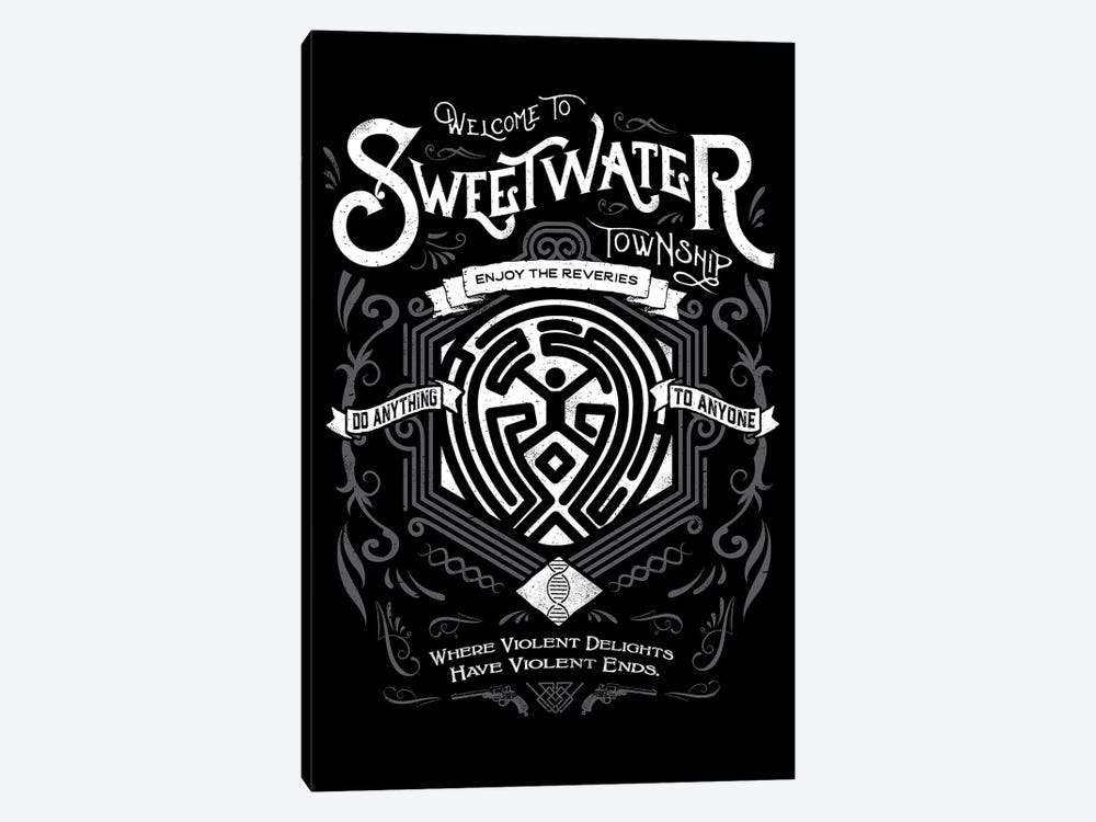 Sweetwater by Barrett Biggers 1-piece Art Print