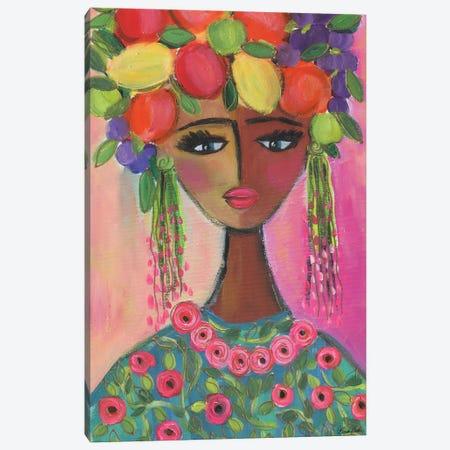 Carmen Canvas Print #BBN108} by Brenda Bush Canvas Wall Art