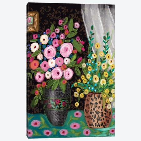 Home Canvas Print #BBN113} by Brenda Bush Art Print
