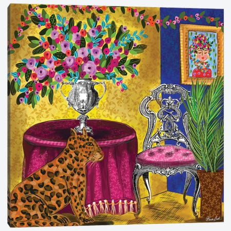 Majestic Canvas Print #BBN117} by Brenda Bush Canvas Wall Art