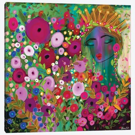 Queen Canvas Print #BBN118} by Brenda Bush Canvas Art Print