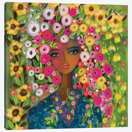 Always Move Forward Canvas Print #BBN119} by Brenda Bush Canvas Art Print