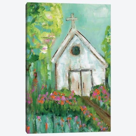Finding Peace Canvas Print #BBN11} by Brenda Bush Canvas Art Print