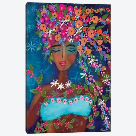 Embrace The Moment Canvas Print #BBN123} by Brenda Bush Canvas Wall Art